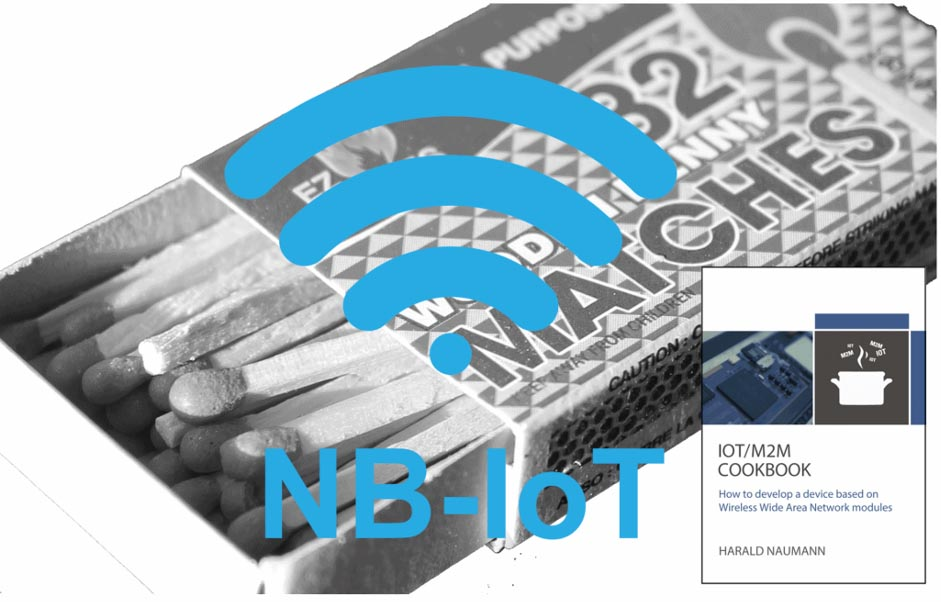 Can you fit NB-IoT into a matchbox?