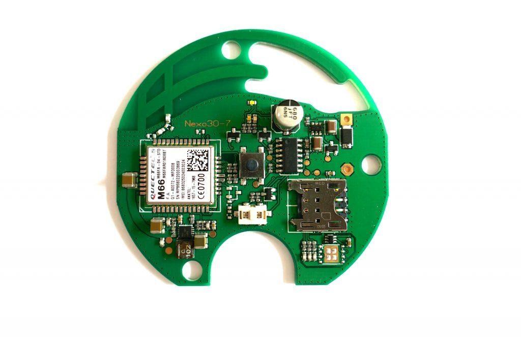 Gillette PCB