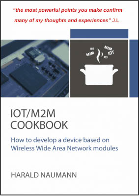 IoT/M2M Cookbook cover