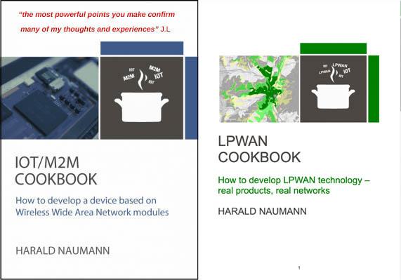 IoT M2M cookbooks