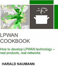 LPWAN Cookbook Cover