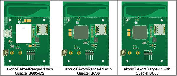 Akor4Range L1 Series
